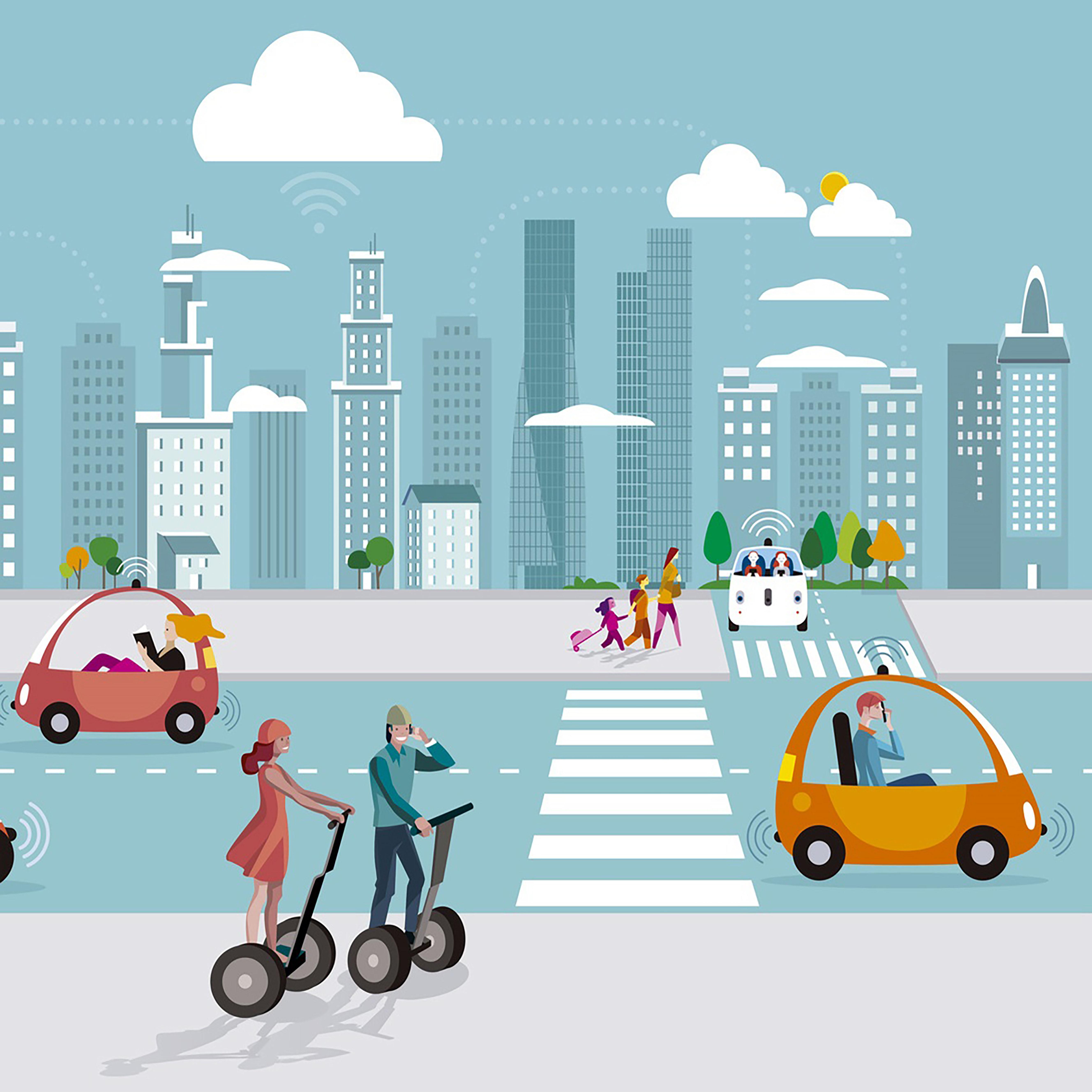 【飛躍14号】自動車産業で今後起こるDisruptiveな革新とシンガポールのポテンシャル